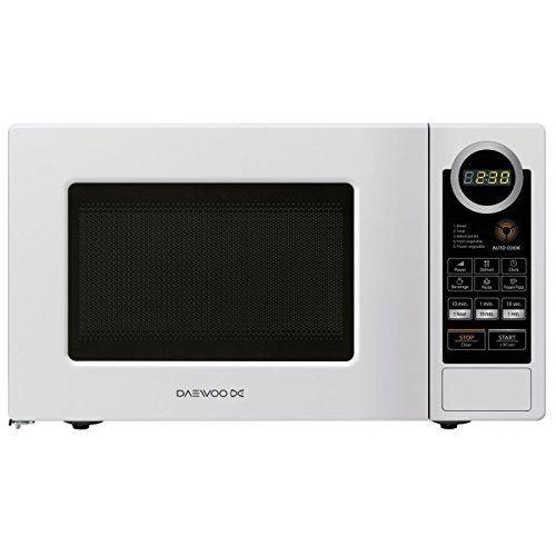 Daewoo Digital Microwave, White