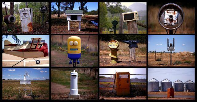 Australia's unconventional rural mailboxes  https://frontier.yahoo.com/news/australia-unconventional-rural-mailboxes-slideshow-wp-174052443.html