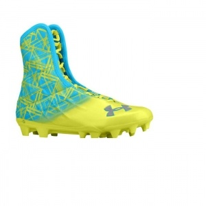 SALE - Under Armour MC Football Cleats Mens Yellow - BUY Now ONLY $129.99