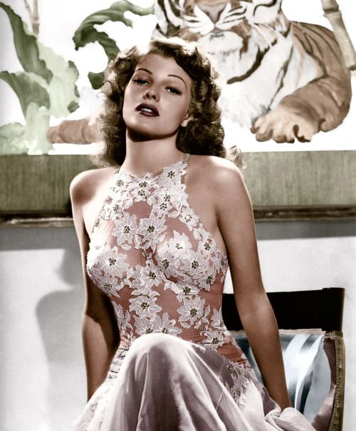 Rita Hayworth, You Were Never Lovelier (1942)