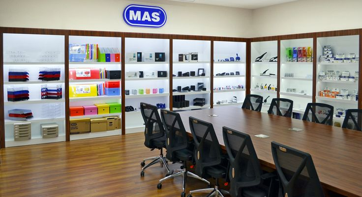 MAS Showroom