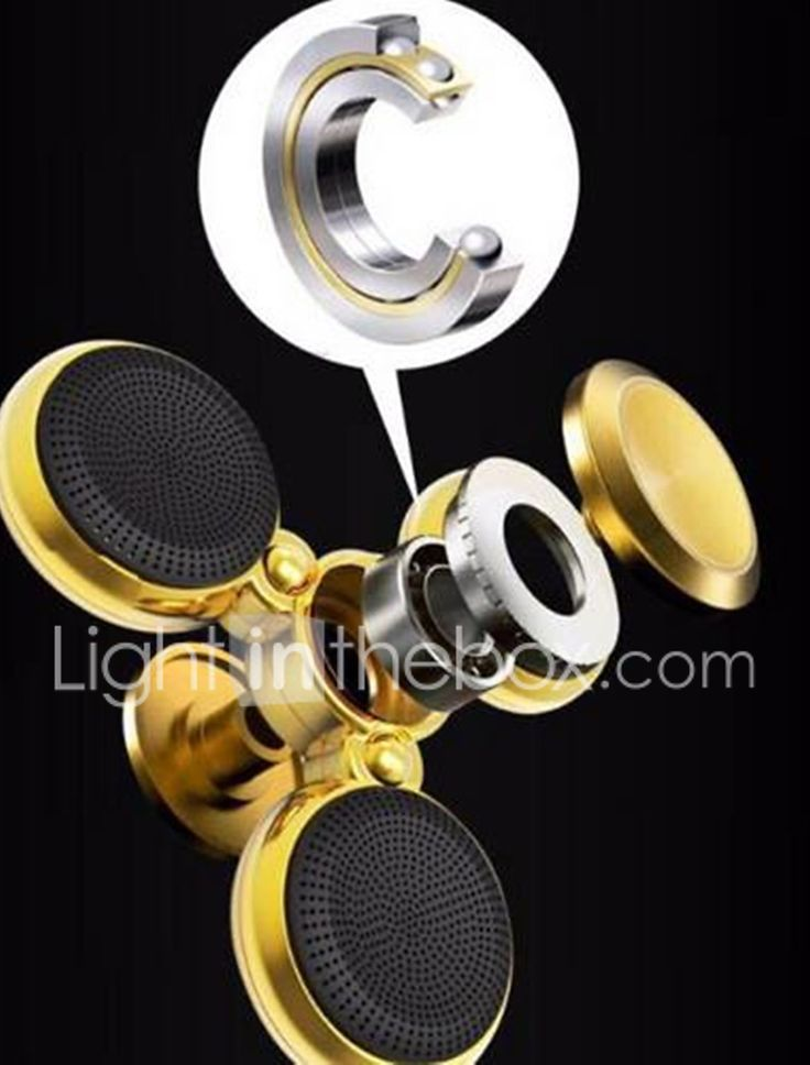 Trådlös Trådlösa Bluetooth-högtalare Utomhus Mini Inbyggd mikrofon LED-lampa 5891066 2017 – Kr.61