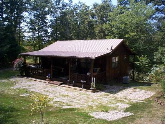 Cozy country ranch style cabin on block foundation with crawl space.  Cabin is on a .47 acre lot wooded treeline in back. Excellent neighborhood of Morganview Subdivision.  2 Bedrooms 1 Bath Central heat and air back up propane wall heater kitchen appliances stay with the home plus washerdryer. City water septic system electric heat pump. This cabin is in move in condition.