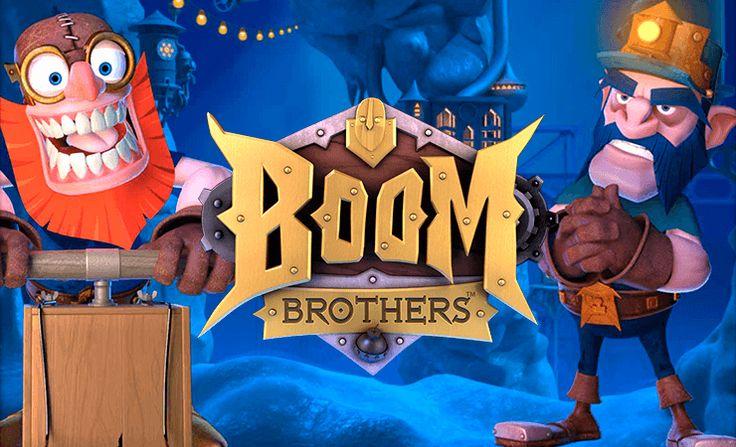 Sayısız patlamalar ve yüksek kazançlar sizi beklliyor! Kaliteli grafikleri olan NetEnt'in Boom Brothers slot oyunu 5 çark ve 20 ödeme çizgisi içeriyor. Wild ve scatter sembolleri, free spinler, bonus turu...hepsi bir arada. Bedava Boom Brothers oynayın ve altınları toplayın!