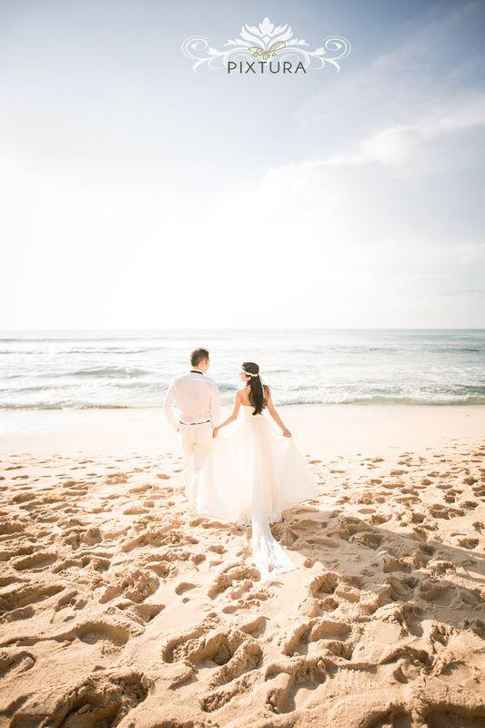 Balangan Beach Prewedding in Bali