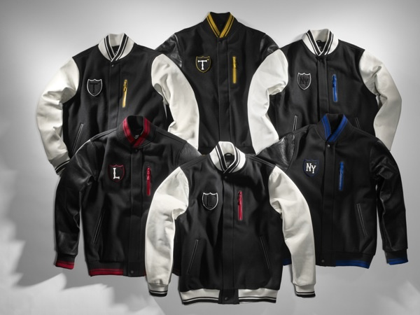 Limited edition Nike destroyer jackets