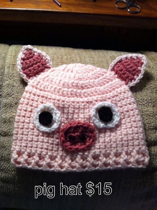 The 71 best images about Crochet - Pigs ! on Pinterest ...