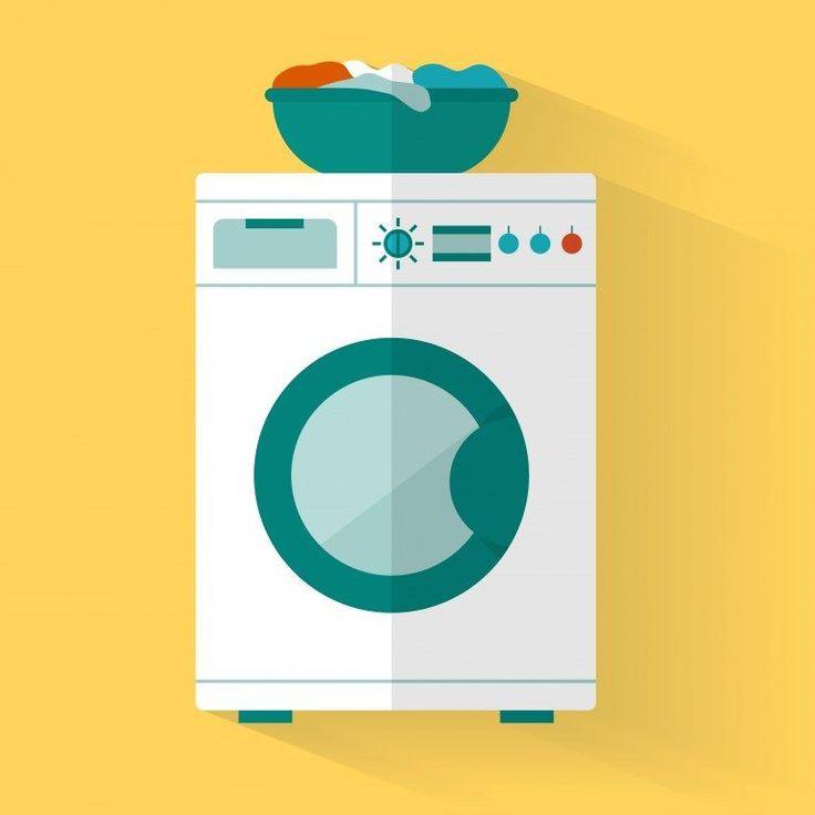 Ja, Wäsche waschen ist wirklich super nervig. Doch zum Glück gibt's diese 7 genialen Tricks, mit denen wir uns jede Menge Zeit und Stress vor Waschmaschine und Trockner sparen können...