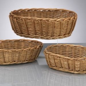 Wicker Bread Baskets global medlink