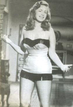 Hind Rostom - Very Famous Egyptian Actress
