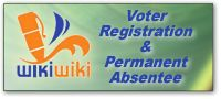 Voter Registration and Permanent Absentee #Hawaii