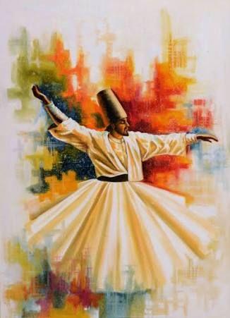 sufi art ile ilgili görsel sonucu