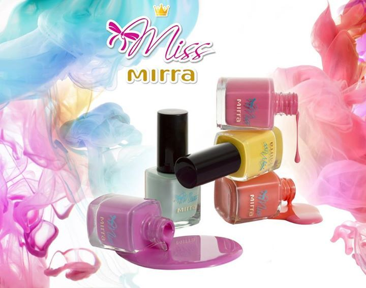 What nail polish of MISS MIRRA collection is Your favorite? ☼☼☼☼☼Try and enjoy to the full☼☼☼☼