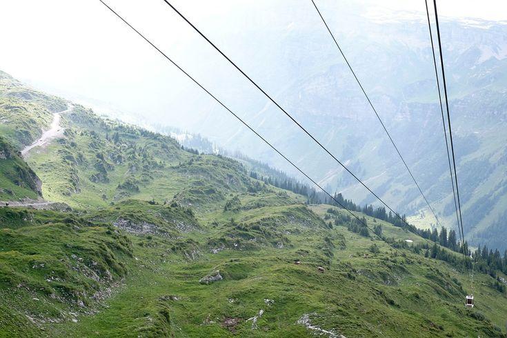 Switzerland, Funicular, Mountain, Landscape, Lift #switzerland, #funicular, #mountain, #landscape, #lift