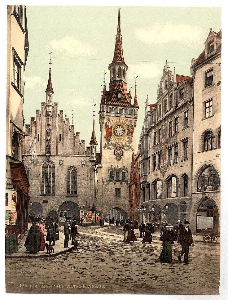 Германия открытки, юбилеем мужчине