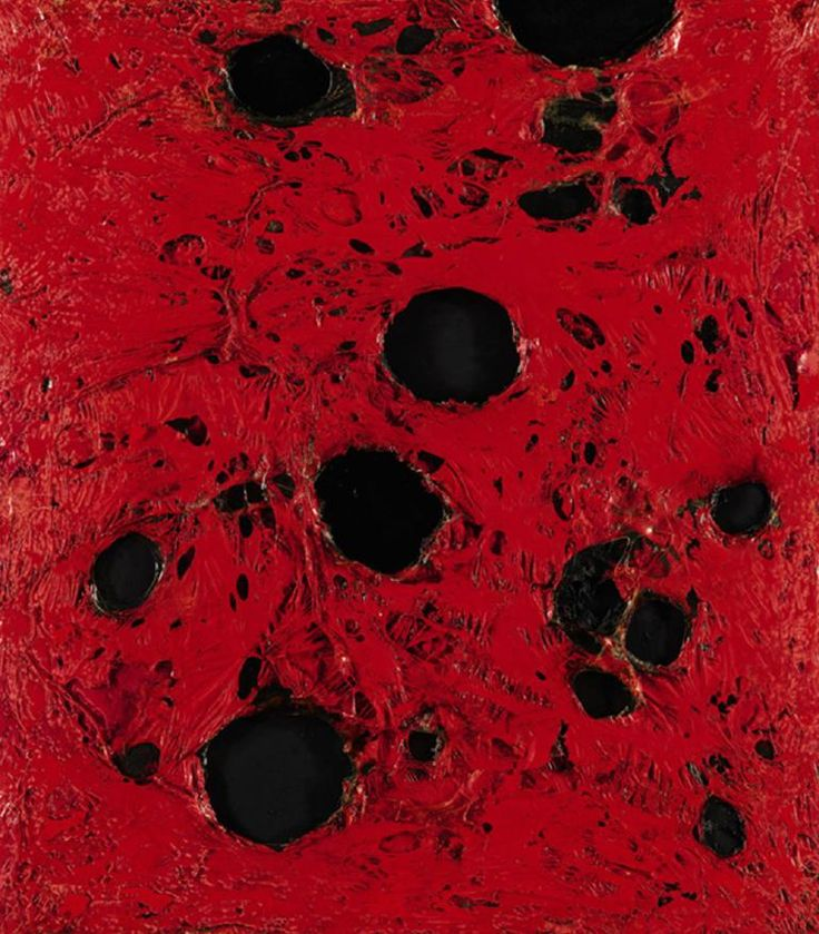 alberto burri paintings - Google Search