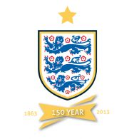 Logo of England National Football Team