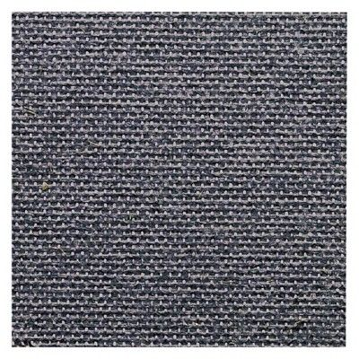 Quartet Enclosed Fabric-Cork Board, 24 x 36, Gray Surface, Graphite Aluminum Frame, Brown