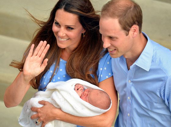 Royal Baby, Kate Middleton, Catherine, Duchess of Cambridge, Prince NEWS/ Prince William and Kate Middleton Formally Register the Birth of Prince George