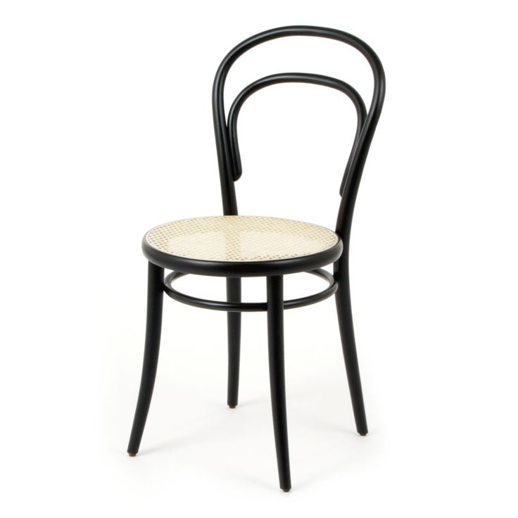 Thonet No 14 Rotting Svart