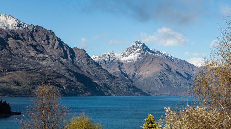 #Queenstown, #lago #Wakatipu - New Zealand - Nuova Zelanda