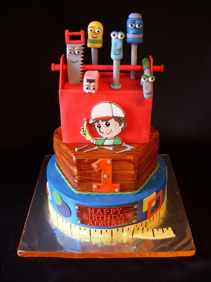 103 best handy manny party ideas images on pinterest for Handy manny decorations