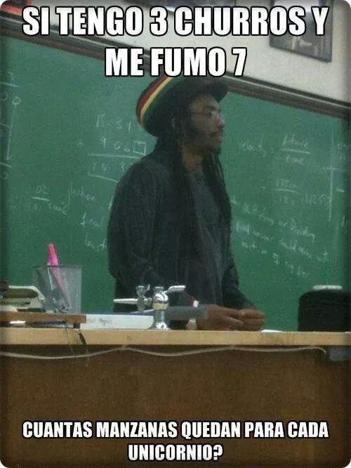 Como yo veo los problemas de matematicas jaja