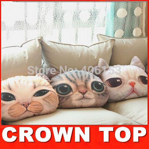 Cheap Creativo cuscino auto cuscino cartoon bel gatto cane cuscino pisolino cuscino e lavabile vita cuscino carino cuscino del sedile, Compro Qualità Stuoia direttamente da fornitori della Cina:           2015 la migliore vendita compralo subito.            Clik l'immagine ~ ~ ~