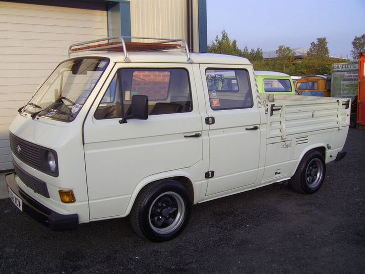 Vw T25 Doka Vw Pinterest Vw Vw Doka And Vw Bus
