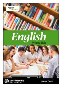 Jenny Dove's best seller - English Writing Skills aims to help teachers provide scaffolding tasks, exemplars and step-by-step guidelines for  students who need support with writing texts. Also suitable for ESOL students. Numerous photocopiable activities help students develop the skills they need to write a range of essays, prepared speeches, pamphlets.