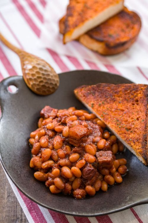 """recipehouse: """"(via Kimchi Baked Beans - Delicious Techniques) """" Add more spice?"""