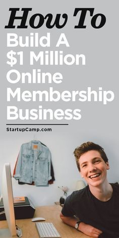 How To Build A $1 Million Online Membership Business
