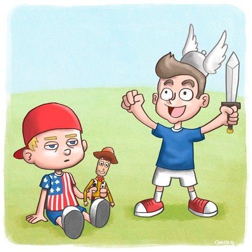 ¿Por qué los niños franceses no tienen déficit atencional?