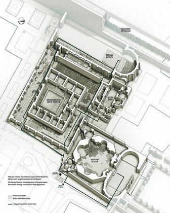 Palatial complex of Galerius
