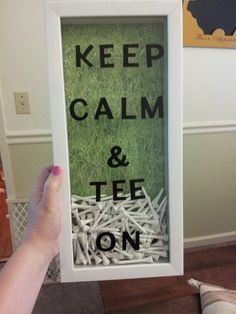 homemade gifts for golfers - Google Search
