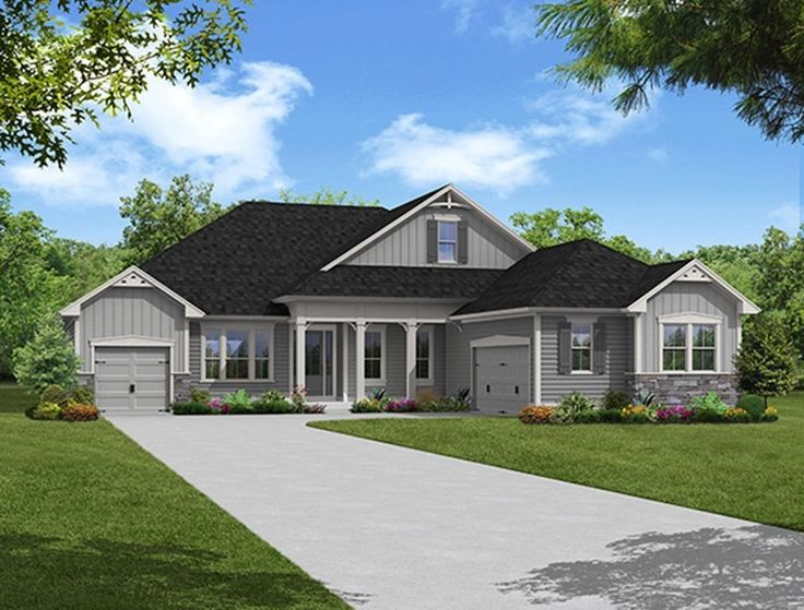 51 best nocatee quick move in homes images on pinterest for 3 car garage cost per square foot