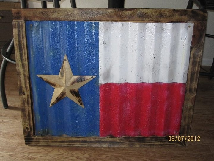 86 Best Tin Roof Crafts Images On Pinterest Corrugated