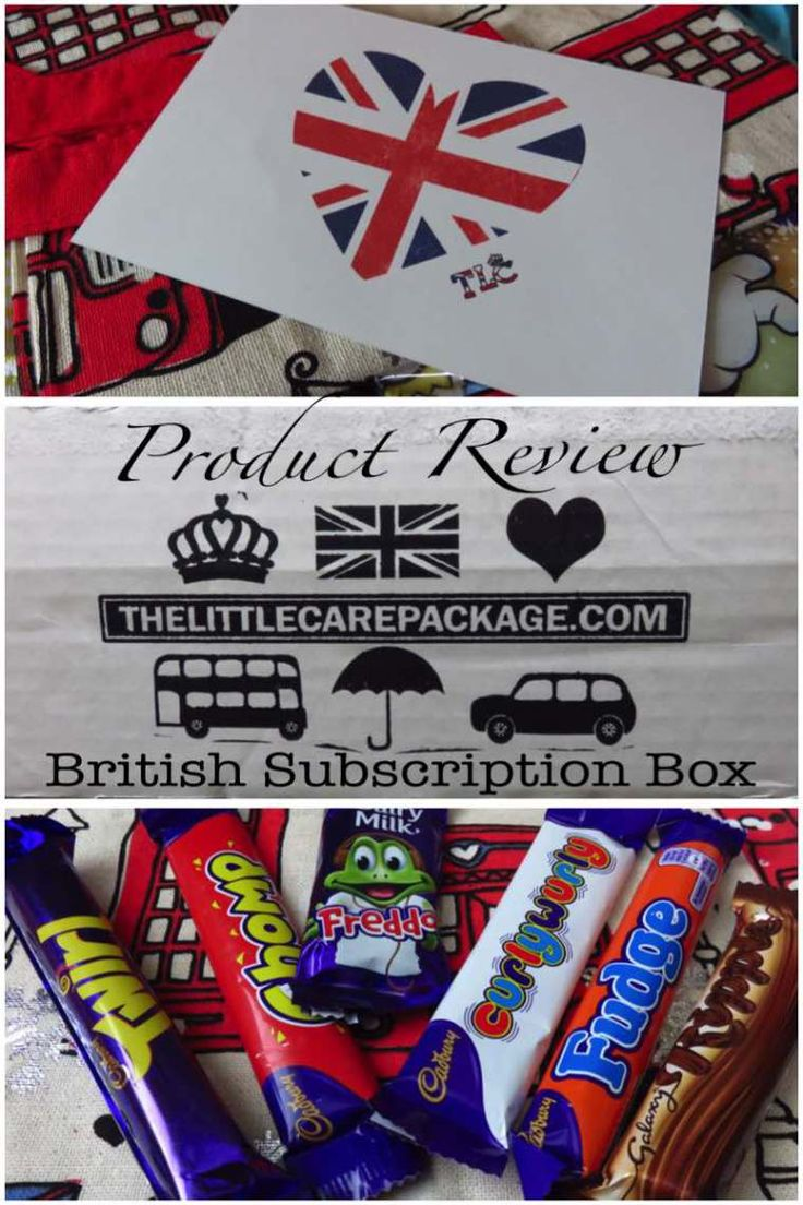 Things To Include In A British Care Package! (With images