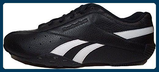 Reebok Classic Vanta 1-101316 Schwarz-Weiß Größe Euro 41 / US 10 / UK 7,5 / 27 cm - Sneakers für frauen (*Partner-Link)
