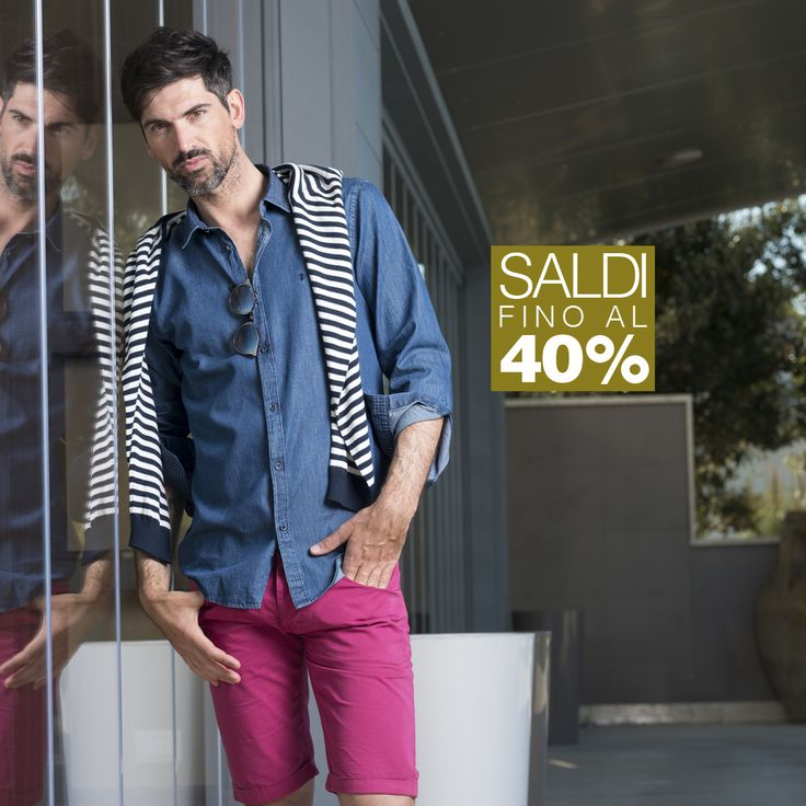 Ancora più #Saldi! Ora fino al 40%. Scegli subito i tuoi capi preferiti in sconto SHOP ON >> http://leaeflo.com  << #SALES Daniele Alessandrini