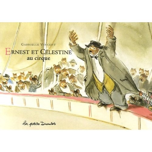 Ernest et Celestine - Another book i just added to my collection on a trip to Paris.