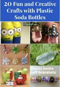 20-Fun-And-Creative-Crafts-With-Plastic-Bottles