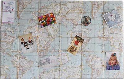 KreaDoe | LiefsLabel DIY herinneringenbord - stap-voor-stap // Kom je ook naar KreaDoe? Koop nú je kaartjes op www.kreadoe.nl