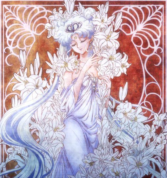 Sailor Moon Neo Queen Serenity