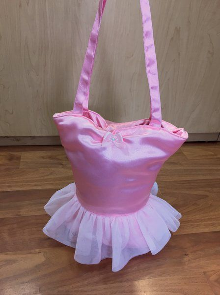 Lovely!!! Tutu Bag is tutu cute!!!  Shop Now! pinktutushop.com #dance #dancer #ballet #ballerina #pinktutu #pinktutushop #bag #dancebag #tutu #pink #ballerinastuff