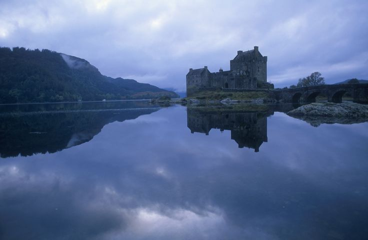 With history dating back to the 7th century, it's little surprise that one of Scotland's most recognisable castles is said to be haunted by numerous ghosts. One of the most famous is that of a Spanish soldier, killed during the Jacobite rebellion. His apparition has reportedly been seen in the castle, clutching his head under his arm!