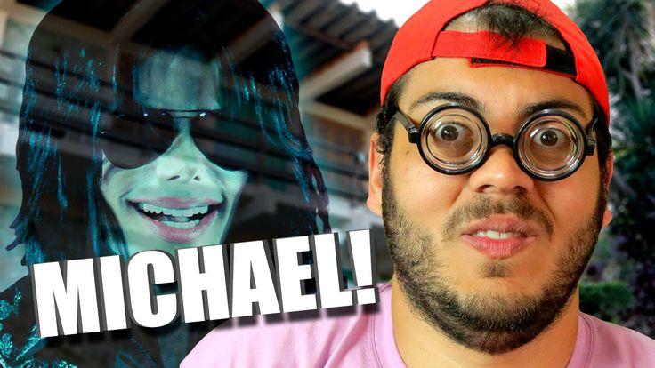 A Mansão Assombrada por Michael Jackson!