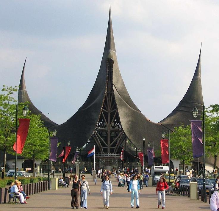 "Efteling, Holland ""Oldest Theme Park in the World"""
