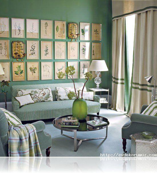 Yeşil salon