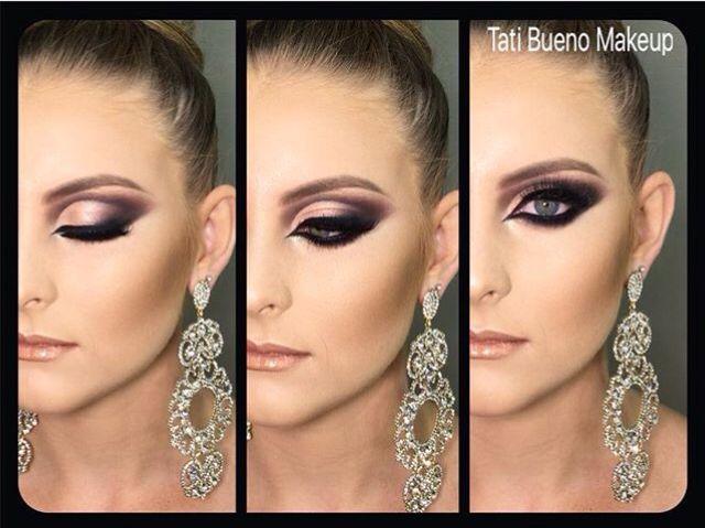 Linda! #makeup #maquiagem #rosemakeup #weddingmakeup